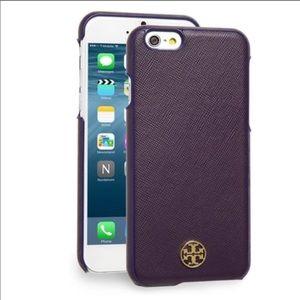 tory burch iphone 6/6s case
